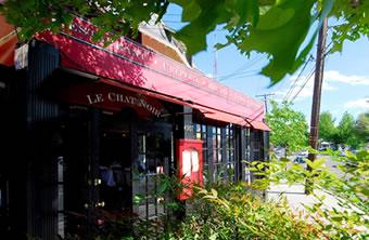 Le Chat Noir Restaurant. Restaurant français Washington DC