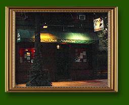 Chez Napoleon. Restaurant français à New York