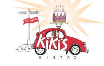 Kiki's Bistro. Restaurant Français à Chicago