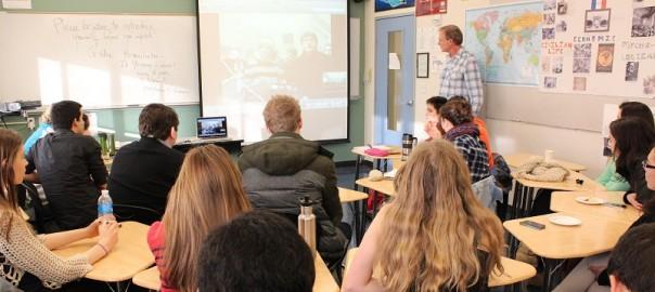 Lycée International Franco-Americain. Ecole Française Bilingue à San Francisco