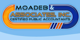MOADEB and ASSOCIATES. Expert Comptable, CPA à Los Angeles.