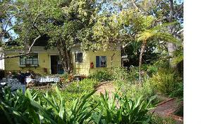 Secret Garden Inn & Cottages. Hotel Français à Santa Barbara