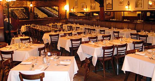 Le Marais. Restaurant Français à New York.