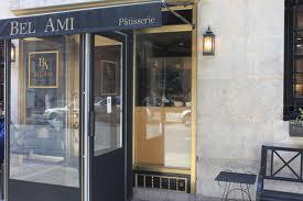 Bel Ami Café. Boulangerie française à New York