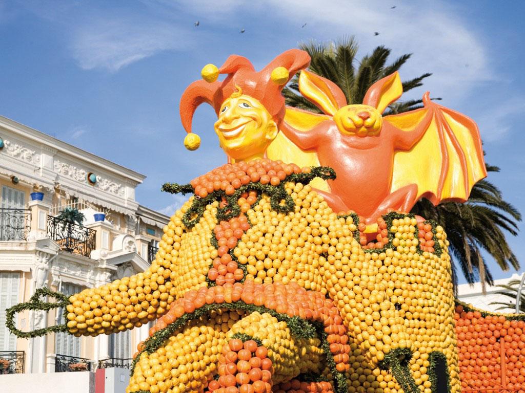 Menton Festival du Citron