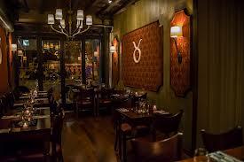 Taureau. Restaurant Français à New York.