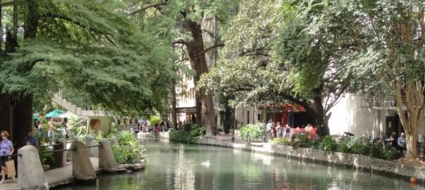 Promenade à San Antonio. Voyage aux Etats-Unis