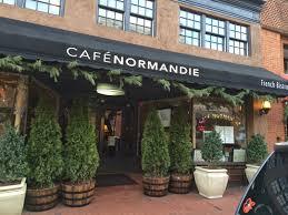Cafe Normandie, restaurant français à Annapolis