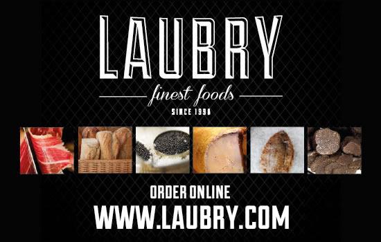 Laubry, alimentation française aux Etats-Unis